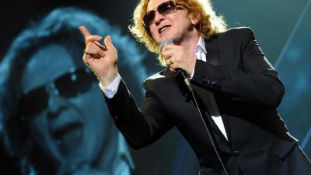 On the road again:30 Jahre Simply Red
