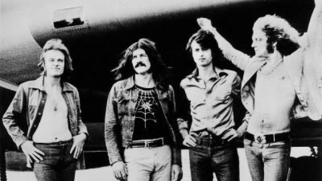 Led Zeppelin in den Charts