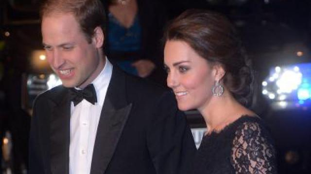 Kate und William machen One-Direction-Sänger nervös