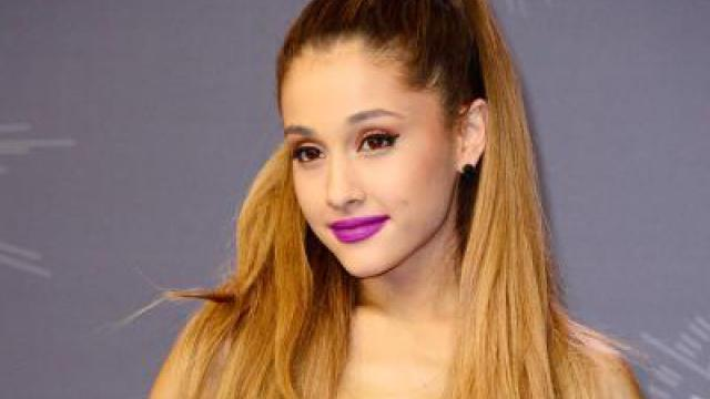 Ariana Grande hat an Thanksgiving Probleme