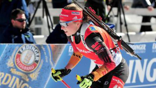 Biathleten starten mit Mixed-Staffel in Saison