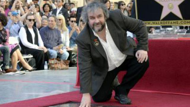 Peter Jackson enthüllt Hollywood-Stern