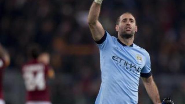 Eiskaltes Manchester City bestraft AS Rom