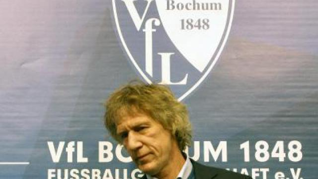 Trainer Verbeek will mit Bochum in die Bundesliga