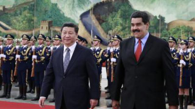 China und Venezuela vereinbaren Milliarden-Kooperation