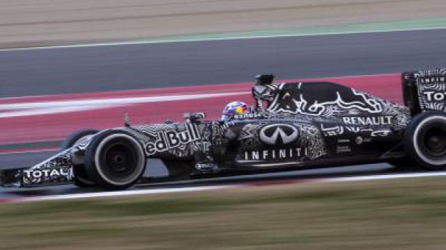 Wieder in Farbe: Red Bull legt Camouflage ab