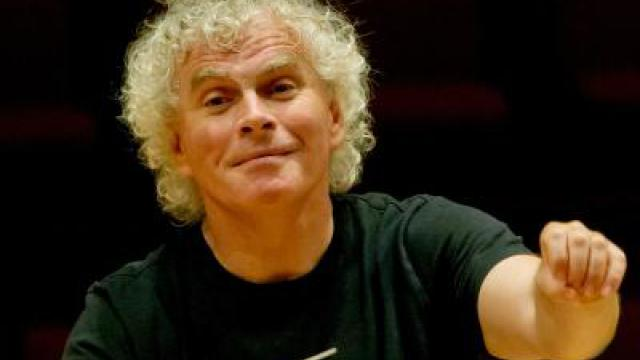 Rattle wird Musikdirektor des London Symphony Orchestra