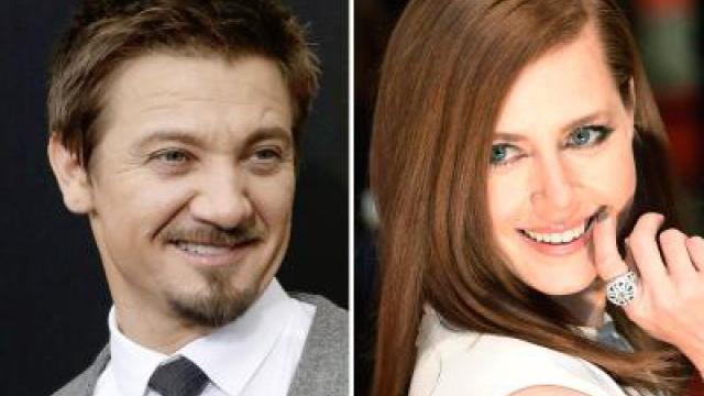 Jeremy Renner mit Amy Adams in «Story of Your Life»