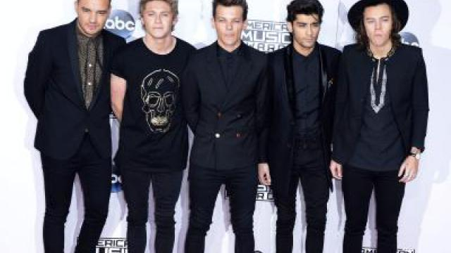 One Direction: Drogentest vor Auftritt in Manila?
