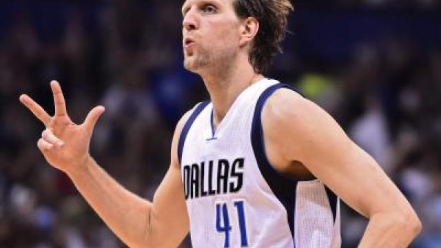 Nowitzkis «Mavs» spielen in NBA-Playoffs gegen Houston