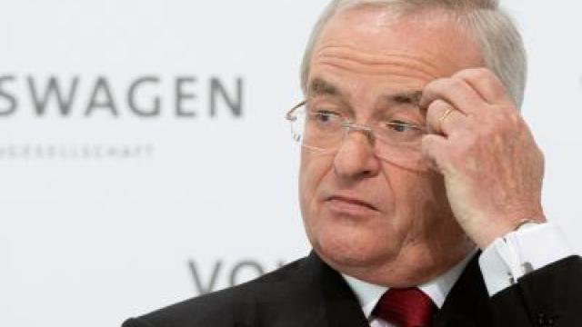 VW-Chef Winterkorn sagt Auftritt bei Automesse in China ab