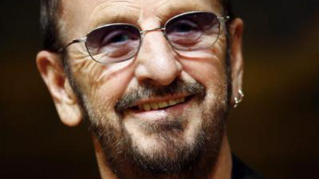 Aufgenommen: Ringo Starr in Rock and Roll Hall of Fame