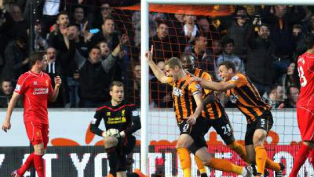FC Liverpool verliert in Hull