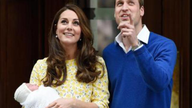 Stars gratulieren Kate und William
