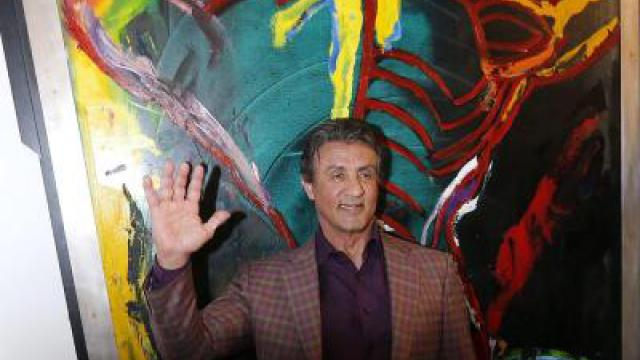 Stallone als Maler - «The Real Love»