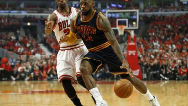 NBA: King James mahnt gegen Atlanta zur Defensive