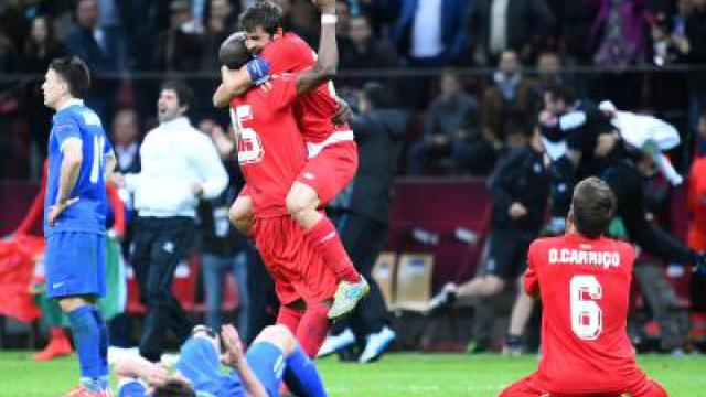 Sevilla schafft historisches Double in der Europa League