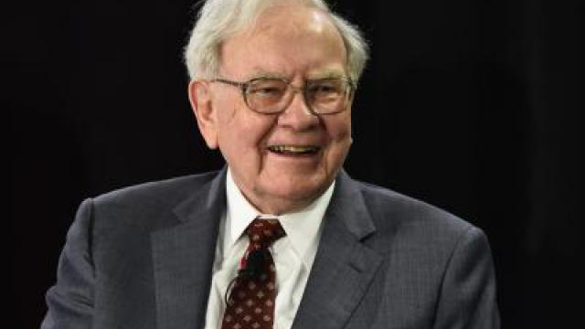 «Power Lunch» mit Buffett kostet 2,3 Millionen Dollar