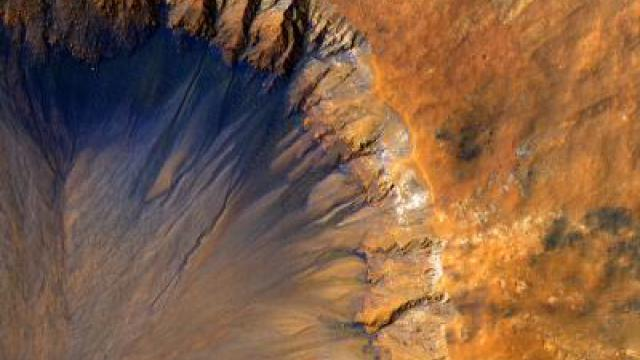 Grand Canyon oder Mars?