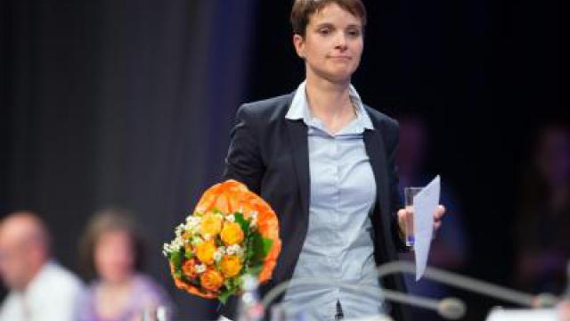 Nationalkonservative Petry gewinnt AfD-Machtkampf