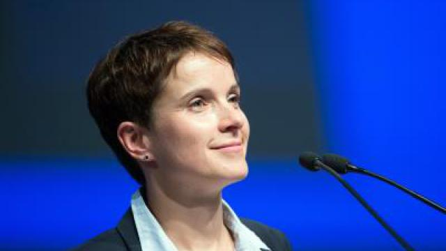 Nach Petry-Wahl: AfD setzt Parteitag fort
