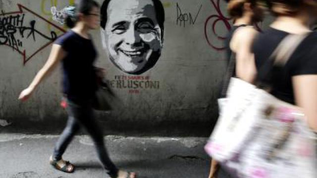 Fifty Shades of Berlusconi