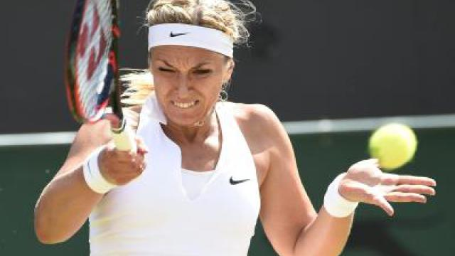 Turnier in Toronto: Lisicki besiegt Venus Williams
