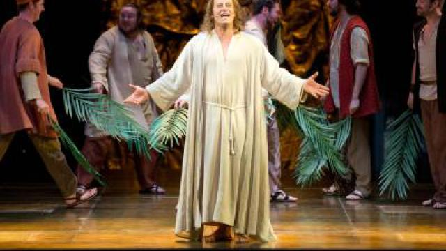 «Jesus Christ Superstar» in Hamburg gefeiert