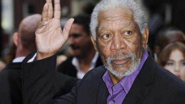 Morgan Freeman trauert um seine Enkelin