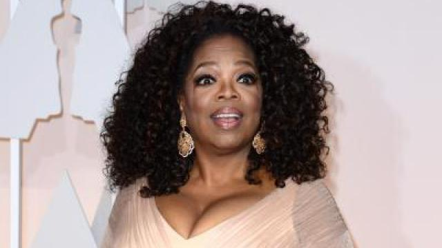 Oprah Winfrey in Richard-Pryor-Biopic