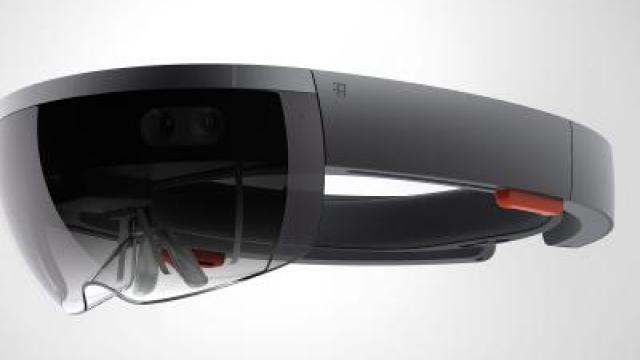Microsofts Computerbrille Hololens soll 2016 kommen