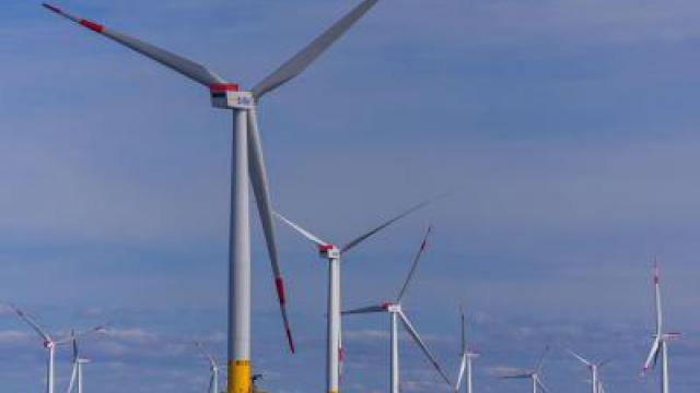 EnBW nimmt Offshore-Windpark Baltic 2 in Betrieb