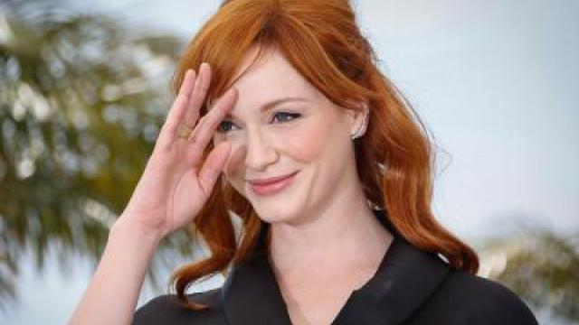 Christina Hendricks verhandelt über Rolle in «Fist Fight»