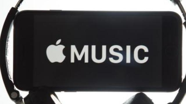 Apple startet Streaming-Musikdienst in China
