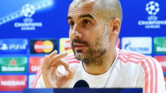 Guardiola warnt vor Gegner Arsenal