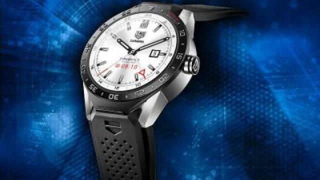 Tag Heuer und Intel stellen Smartwatch «Connected» vor