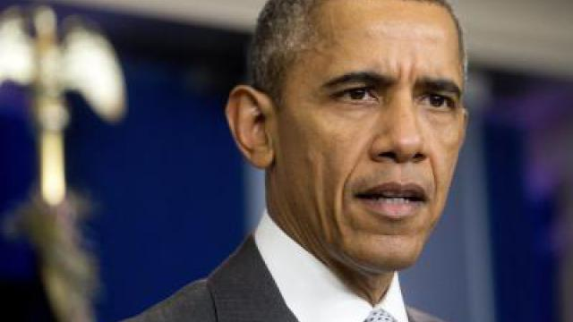 Obama: Abscheulicher Terror in Paris