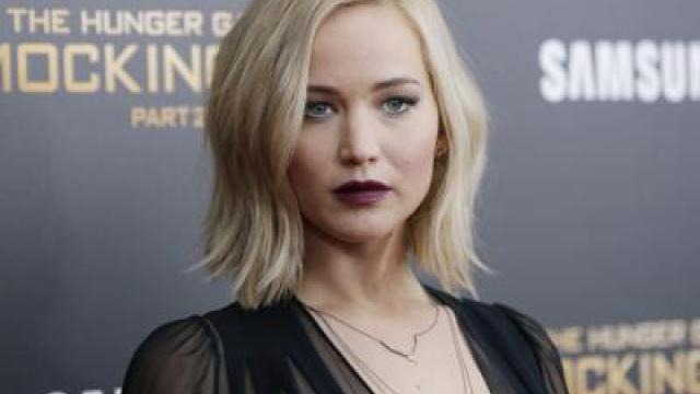 Jennifer Lawrence ist «Entertainer of the Year»