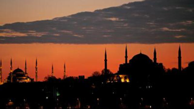 Schwere Explosion in Istanbul