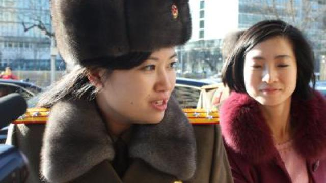 Eklat in China: Nordkoreas Frauen-Band bricht Konzertreise ab