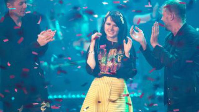 Jamie-Lee Kriewitz ist «The Voice of Germany»