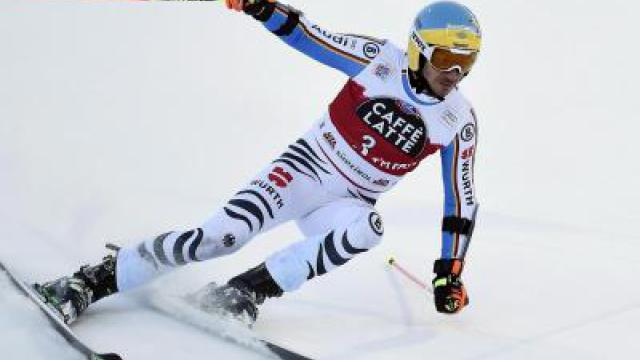 Neureuther Achter im Riesenslalom in Alta Badia
