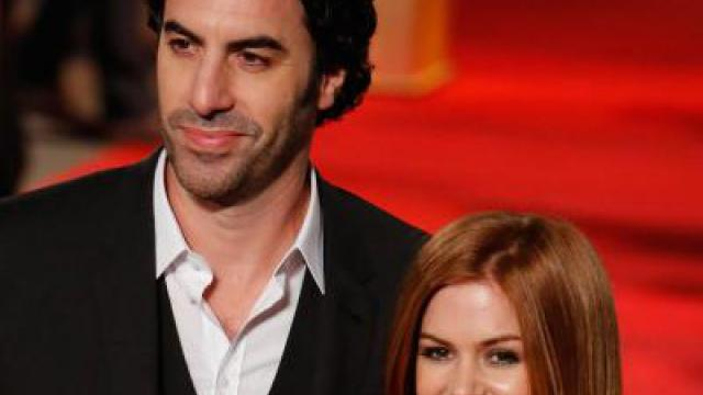 Sacha Baron Cohen spendet eine Million Dollar