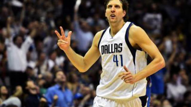 Dallas schlagen NBA-Champion Golden State mit 114:91