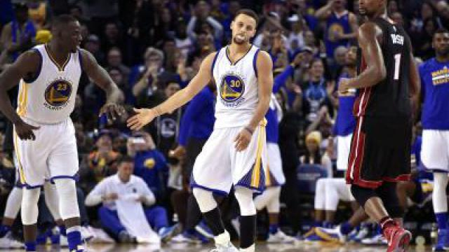 NBA-Champion Golden State feiert siebten Sieg in Serie