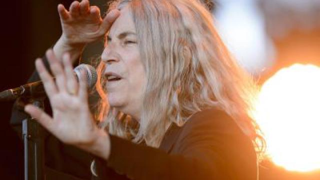 Patti Smith mag Friedhöfe