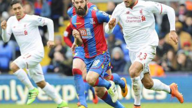 Liverpool siegt durch Last-Minute-Tor bei Crystal Palace