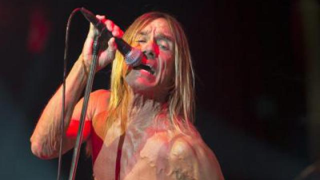 South by Southwest-Festival mit Iggy Pop