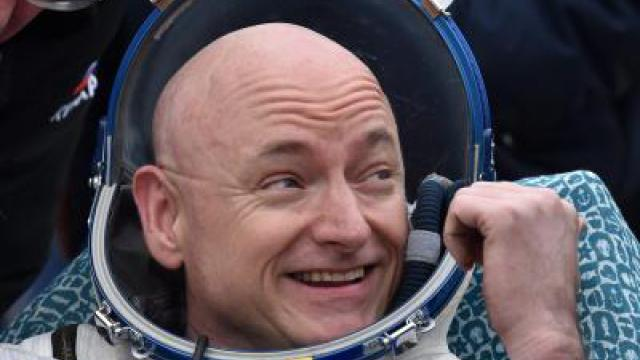 US-Astronaut Scott Kelly geht in den Ruhestand