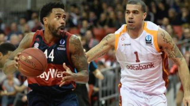 Bayern-Basketballer besiegen Galatasaray im Eurocup